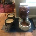 Pet Food Bowl Placemats